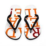 RAdelaide - Adelaide teeshirts Flip Flops
