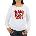 rAdelaide tee shirts Women's Long Sleeve T-Shirt