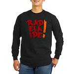rAdelaide tee shirts Long Sleeve Dark T-Shirt