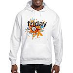 Happy Friday tee shirts - celebrate the weekend Ho