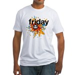 Happy Friday tee shirts - celebrate the weekend Fi