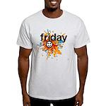 Happy Friday tee shirts - celebrate the weekend Li