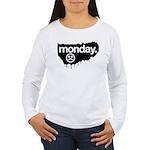 i don't like mondays Women's Long Sleeve T-Shirt