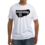 i don't like mondays Fitted T-Shirt