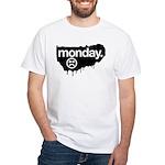 i don't like mondays White T-Shirt