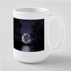 glbfrlarge2 Large Mug