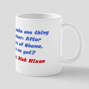 Miss Me Yet? - Richard Nixon Mug