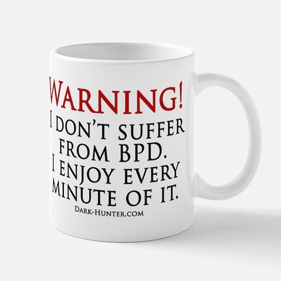 Warning BPD Mug