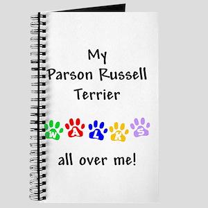 Parson Russell Terrier Walks Journal