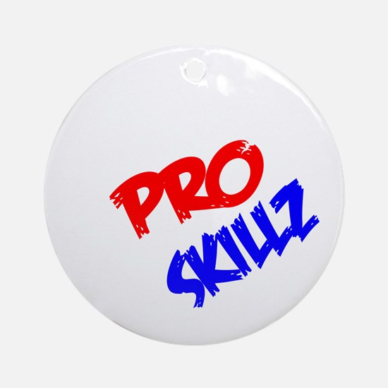 MLG PRO SKILLZ Ornament (Round)