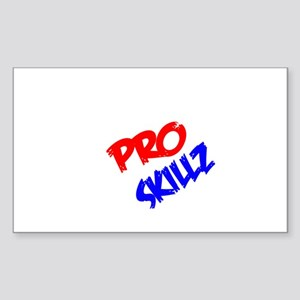 MLG PRO SKILLZ Sticker (Rectangle)