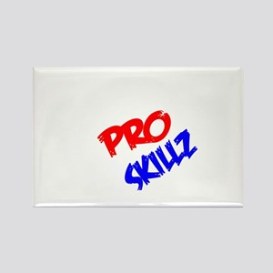 MLG PRO SKILLZ Rectangle Magnet