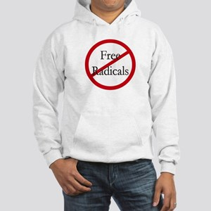 """No Free Radicals"" Hooded Sweatshirt"