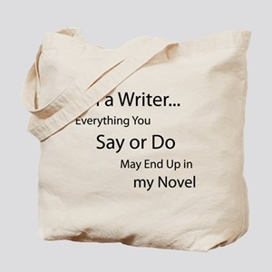 In My Novel Tote Bag
