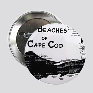 """EVERY BEACH ON THE CAPE 2.25"""" Button"""