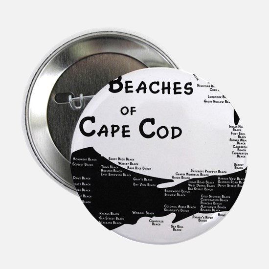 "EVERY BEACH ON THE CAPE 2.25"" Button"