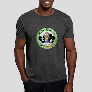 Yell Bingo Dark T-Shirt