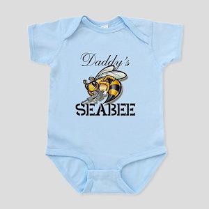 Daddys Seabee Infant Bodysuit