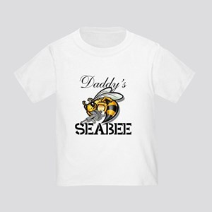 Daddys Seabee Toddler T-Shirt