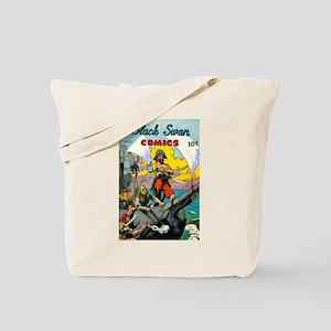 Black Swan Comis #1 Tote Bag