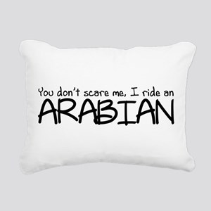 Arabian Rectangular Canvas Pillow