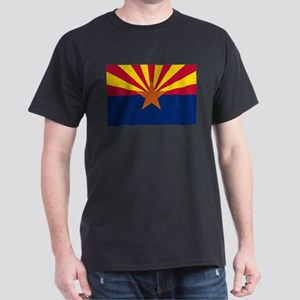 Arizona State Flag Dark T-Shirt