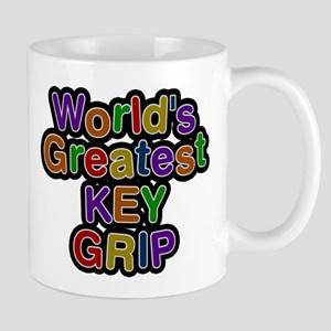 Worlds Greatest KEY GRIP Mugs