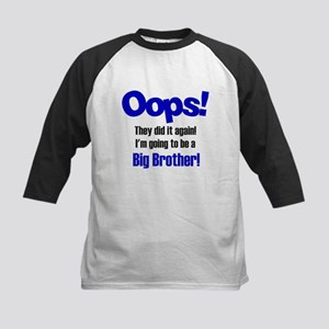 Oops Big Brother Baseball Jersey