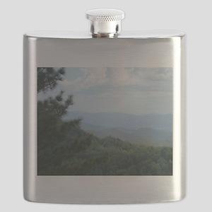 Great Smoky Mountains I Flask