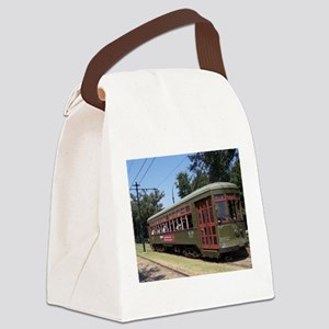 Streetcar 6 Canvas Lunch Bag