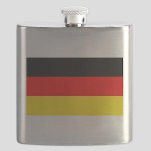 German Flag Flask