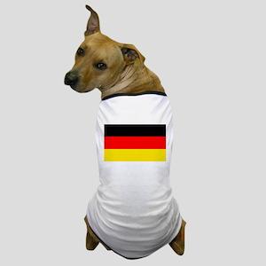 German Flag Dog T-Shirt