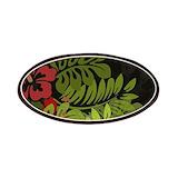 Hawaiian design Patches