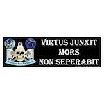 Masonic 14th Bumper Sticker