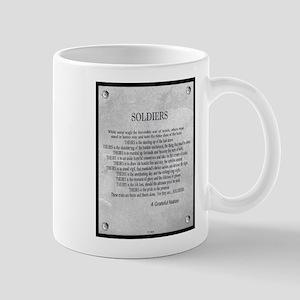 Soldiers Mug