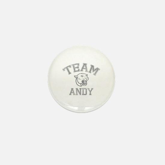 Team Andy Mini Button