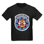 USS MISPILLION Kids Dark T-Shirt