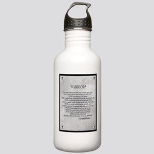 Warriors Stainless Water Bottle 1.0L