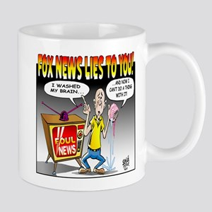 Fox news Lies to You! Mug