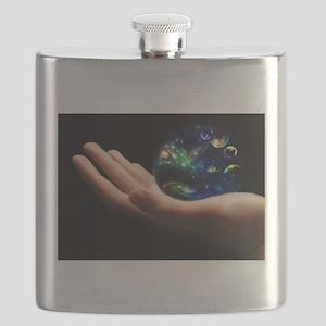 Rainbow Universe Flask