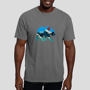 HIGH PATROL Mens Comfort Colors Shirt