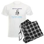 Barrett's Blankets Men's Light Pajamas