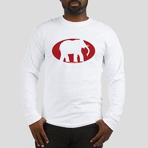 StickerElephant copy Long Sleeve T-Shirt