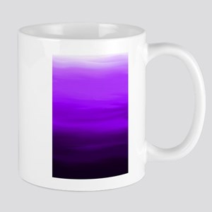 3art200 Shades of Purple Mandy Collins Mug