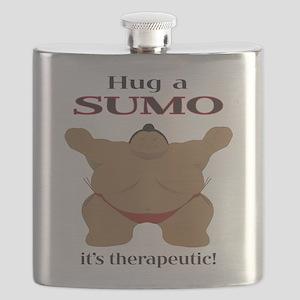 Hug a SUMO Flask