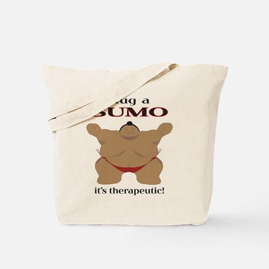 Hug a SUMO Tote Bag