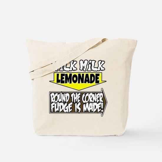 Milk Milk Lemonade Tote Bag
