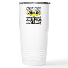 Milk Milk Lemonade Stainless Steel Travel Mug