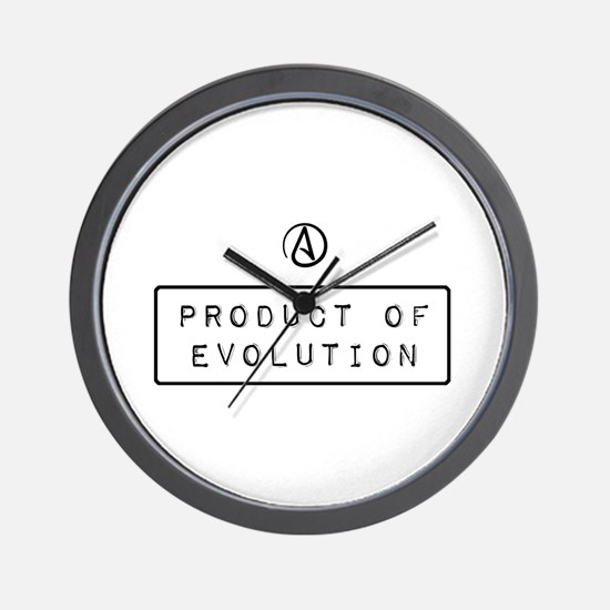 Product of Evolution Wall Clock