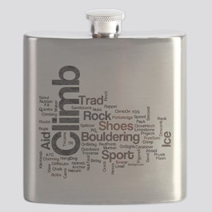 Climbing Words Flask